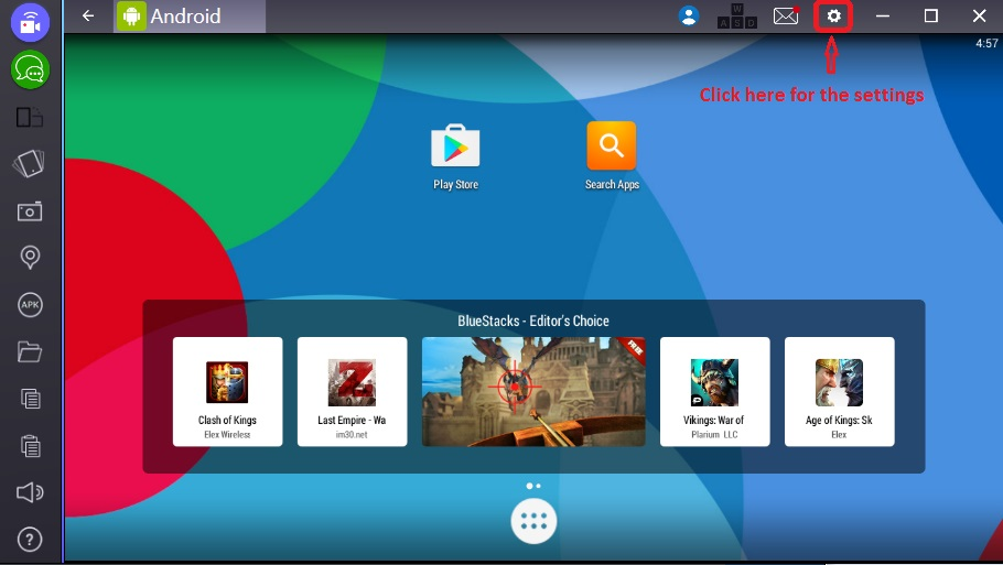 How can I change the graphics mode on BlueStacks 2? – BlueStacks Support