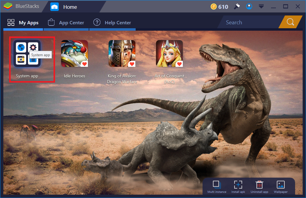 How Can I Change Language For Bluestacks
