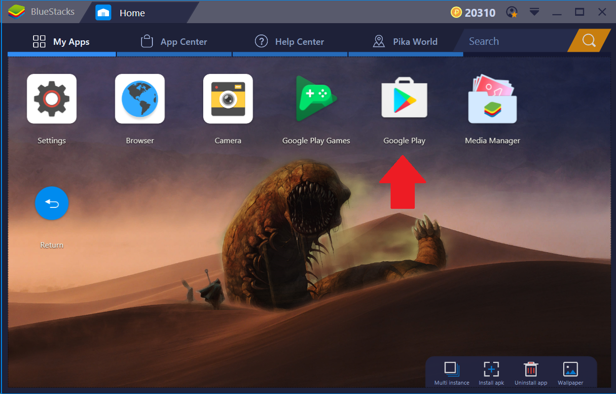 Solution for [common issues] on Instagram – BlueStacks Support