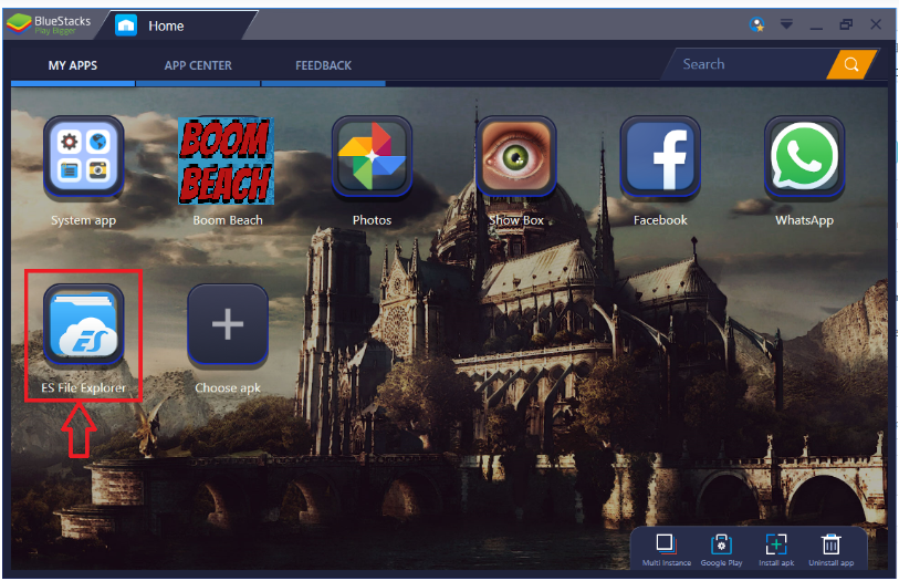 How can I copy data From BlueStacks 3 to my PC? – BlueStacks Support