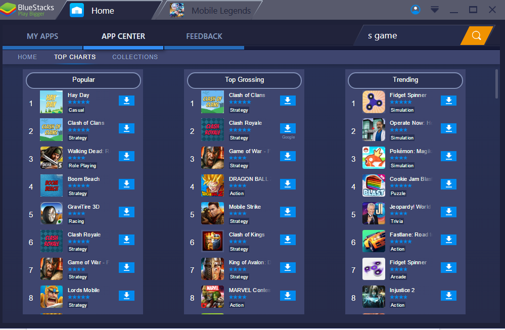 How can I install an app on BlueStacks 3N? – BlueStacks Support