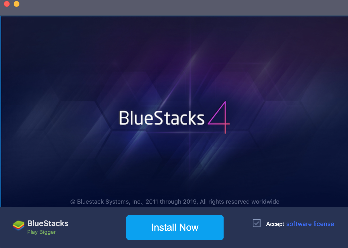 How can I Install and launch BlueStacks on Mac OS
