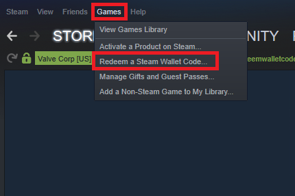 How can I redeem the Steam Gift Card won on BlueStacks