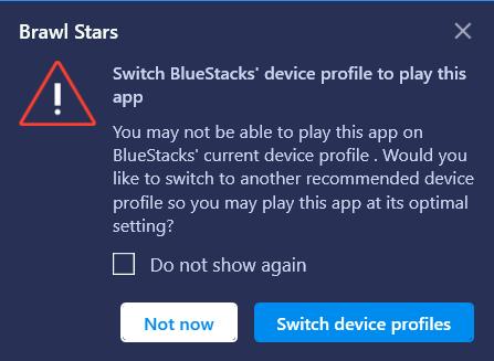 BlueStacks optimized for Brawl Stars – BlueStacks Support