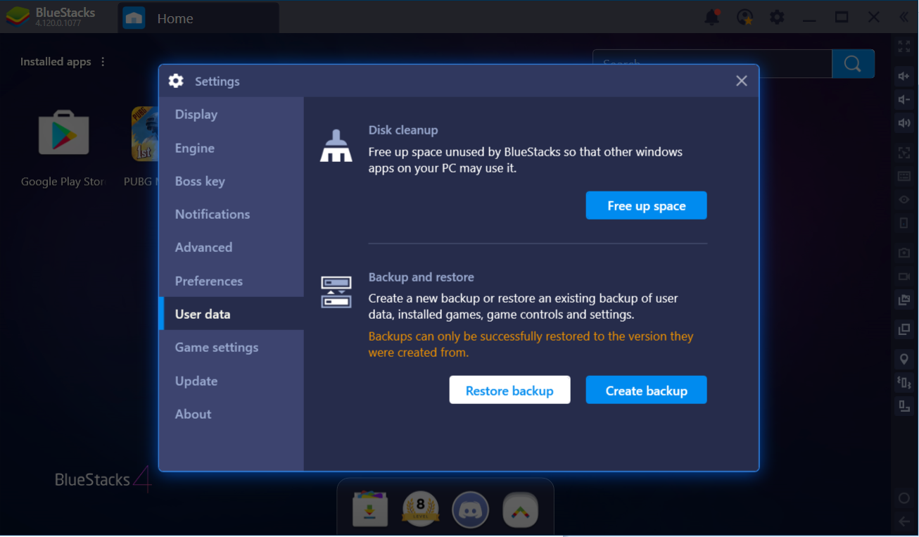 How to use Backup and Restore on BlueStacks? – BlueStacks