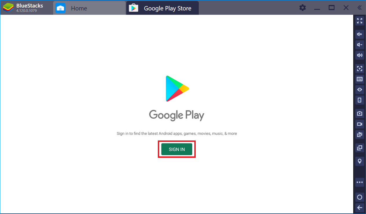 Why is Google Sign-In required on BlueStacks? – BlueStacks
