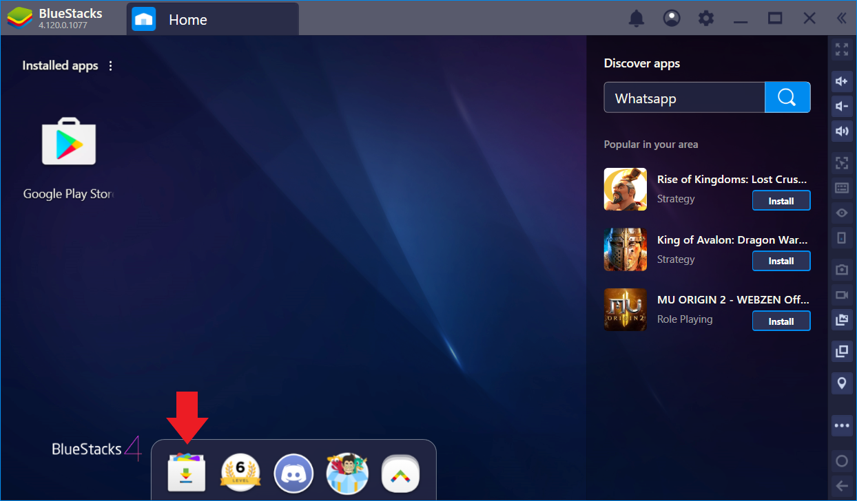 How to install an app on BlueStacks 4? – BlueStacks Support