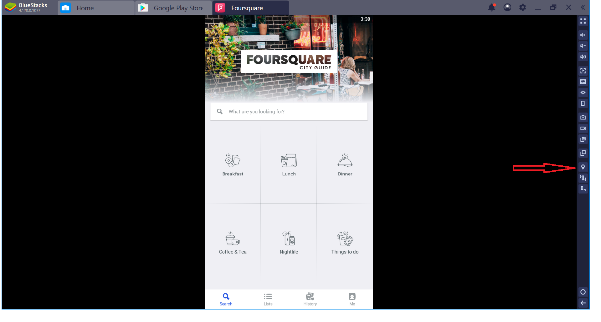 How to use location provider on BlueStacks? – BlueStacks Support