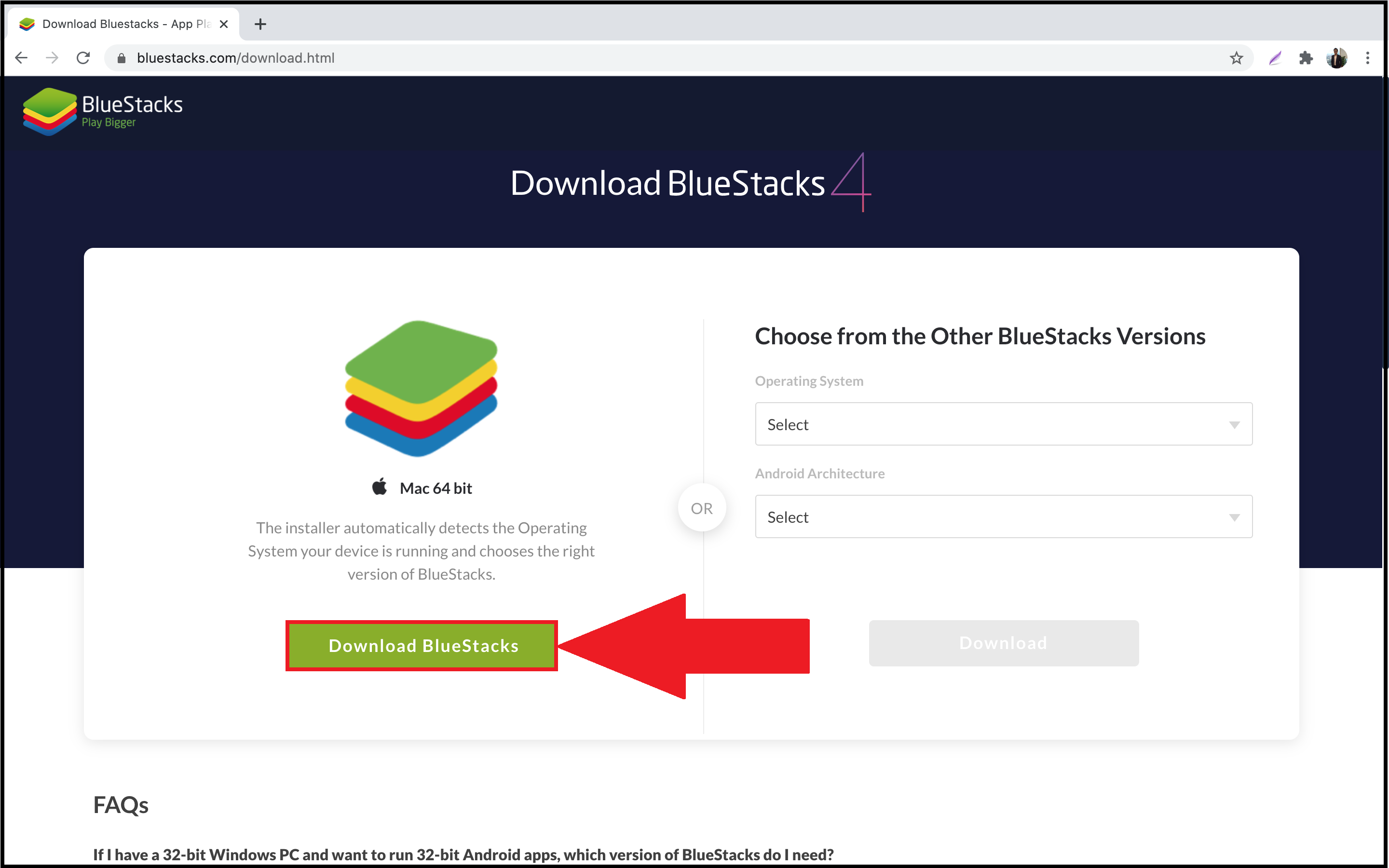 How Can I Download And Install Bluestacks For Macos Bluestacks Support