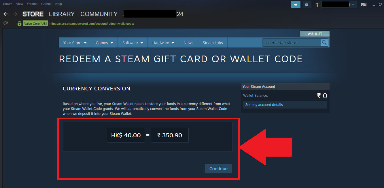 How to redeem a Steam gift card won on BlueStacks 4 ...