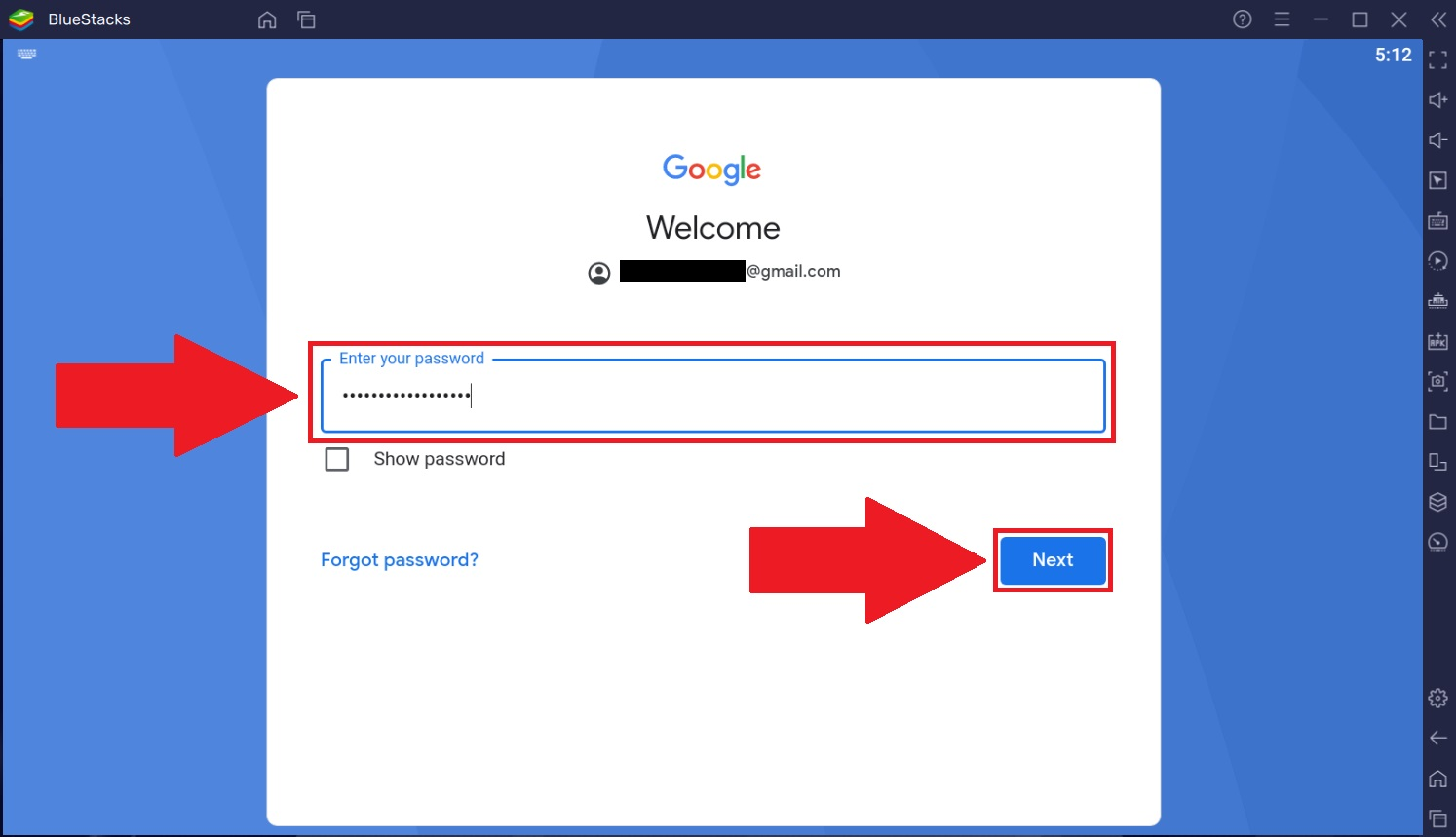 Sign in www play google store Chrome Web