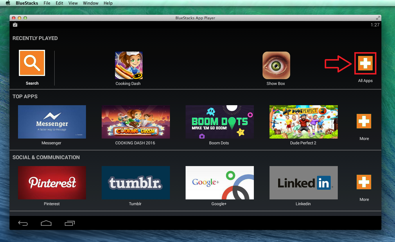 How To Change Settings In Bluestacks App Player (mac Os)