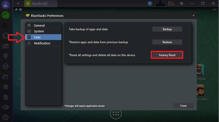 what does reset all settings do on iphone how can i factory reset bluestacks bluestacks support 21210